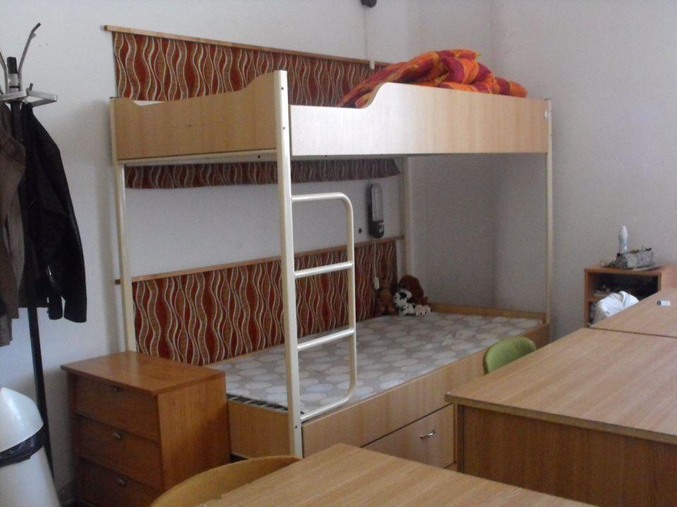 6 fős szoba